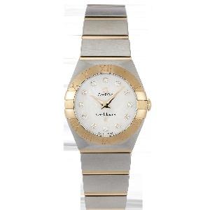 Omega Constellation 123.20.24.60.55.002 - Worldwide Watch Prices Comparison & Watch Search Engine