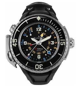 Blancpain Fifty Fathoms 5018-1230-64A - Worldwide Watch Prices Comparison & Watch Search Engine