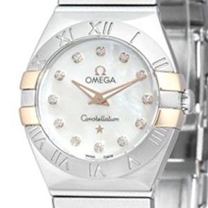 Omega Constellation 123.20.24.60.55.005 - Worldwide Watch Prices Comparison & Watch Search Engine