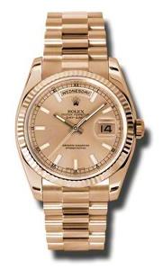 Rolex Day-Date 118235CSP - Worldwide Watch Prices Comparison & Watch Search Engine