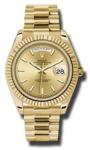 Rolex Day-Date 40 228238 CHIP - Worldwide Watch Prices Comparison & Watch Search Engine