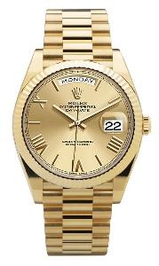 Rolex Day-Date 40 228238 CHRP - Worldwide Watch Prices Comparison & Watch Search Engine