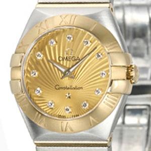 Omega Constellation 123.20.24.60.58.001 - Worldwide Watch Prices Comparison & Watch Search Engine
