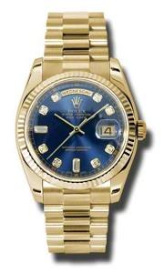 Rolex Day-Date 118238BLDP - Worldwide Watch Prices Comparison & Watch Search Engine