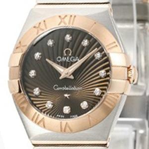 Omega Constellation 123.20.24.60.63.001 - Worldwide Watch Prices Comparison & Watch Search Engine