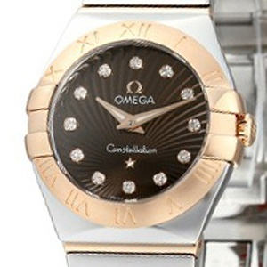 Omega Constellation 123.20.24.60.63.002 - Worldwide Watch Prices Comparison & Watch Search Engine