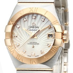 Omega Constellation 123.20.27.20.55.001 - Worldwide Watch Prices Comparison & Watch Search Engine