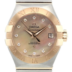 Omega Constellation 123.20.27.20.57.001 - Worldwide Watch Prices Comparison & Watch Search Engine