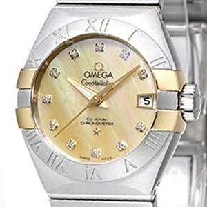 Omega Constellation 123.20.27.20.57.003 - Worldwide Watch Prices Comparison & Watch Search Engine