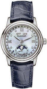 Blancpain Leman 2360-1191A-55B - Worldwide Watch Prices Comparison & Watch Search Engine
