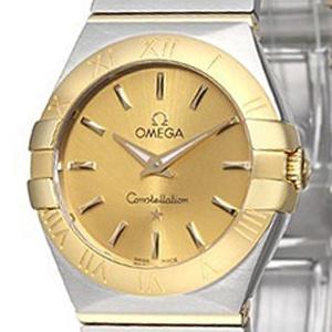 Omega Constellation 123.20.27.60.08.001 - Worldwide Watch Prices Comparison & Watch Search Engine