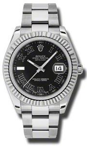 Rolex Datejust II 16334BKRO - Worldwide Watch Prices Comparison & Watch Search Engine