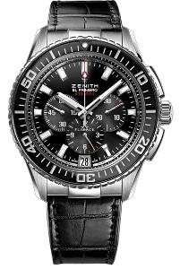Zenith El Primero 03.2060.405/21.C714 - Worldwide Watch Prices Comparison & Watch Search Engine