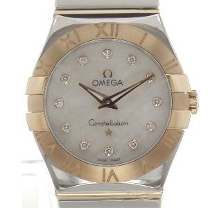 Omega Constellation 123.20.27.60.55.003 - Worldwide Watch Prices Comparison & Watch Search Engine
