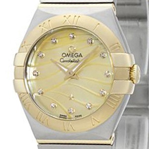 Omega Constellation 123.20.27.60.57.001 - Worldwide Watch Prices Comparison & Watch Search Engine