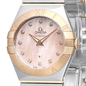 Omega Constellation 123.20.27.60.57.004 - Worldwide Watch Prices Comparison & Watch Search Engine