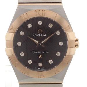 Omega Constellation 123.20.27.60.63.001 - Worldwide Watch Prices Comparison & Watch Search Engine
