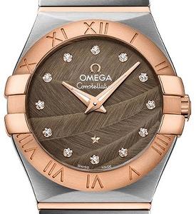 Omega Constellation 123.20.27.60.63.003 - Worldwide Watch Prices Comparison & Watch Search Engine