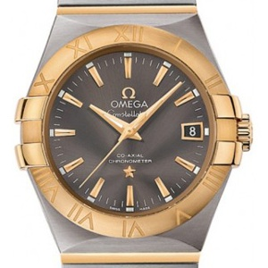 Omega Constellation 123.20.35.20.06.001 - Worldwide Watch Prices Comparison & Watch Search Engine
