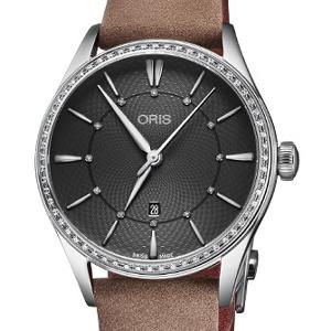 Oris Artelier 01 561 7724 4953-07 5 17 33FC - Worldwide Watch Prices Comparison & Watch Search Engine