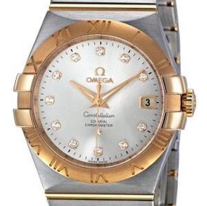 Omega Constellation 123.20.35.20.52.001 - Worldwide Watch Prices Comparison & Watch Search Engine