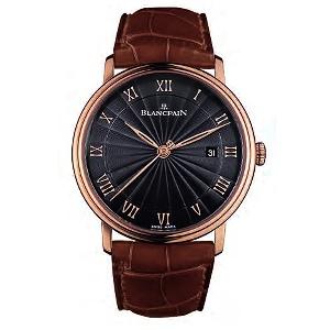 Blancpain Villeret 6651-3630-55B - Worldwide Watch Prices Comparison & Watch Search Engine