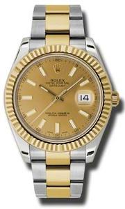 Rolex Datejust II 116333CSO - Worldwide Watch Prices Comparison & Watch Search Engine