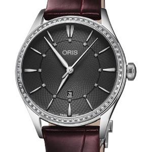 Oris Artelier 01 561 7724 4953-07 5 17 35FC - Worldwide Watch Prices Comparison & Watch Search Engine