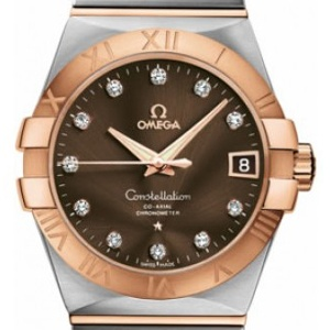 Omega Constellation 123.20.38.21.63.001 - Worldwide Watch Prices Comparison & Watch Search Engine