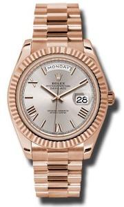 Rolex Day-Date 40 228235 SDRP - Worldwide Watch Prices Comparison & Watch Search Engine