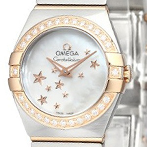 Omega Constellation 123.25.24.60.05.002 - Worldwide Watch Prices Comparison & Watch Search Engine