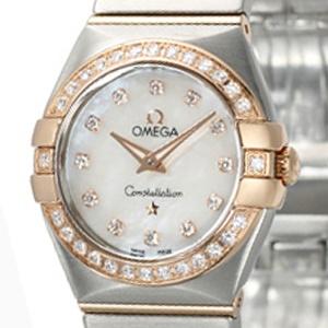 Omega Constellation 123.25.24.60.55.001 - Worldwide Watch Prices Comparison & Watch Search Engine