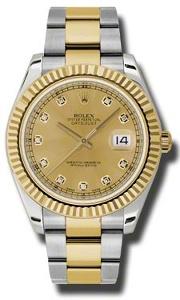 Rolex Datejust II 116333CDO - Worldwide Watch Prices Comparison & Watch Search Engine
