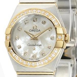 Omega Constellation 123.25.24.60.55.003 - Worldwide Watch Prices Comparison & Watch Search Engine