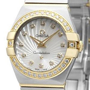 Omega Constellation 123.25.24.60.55.004 - Worldwide Watch Prices Comparison & Watch Search Engine