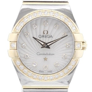 Omega Constellation 123.25.24.60.55.008 - Worldwide Watch Prices Comparison & Watch Search Engine