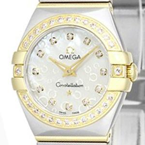 Omega Constellation 123.25.24.60.55.010 - Worldwide Watch Prices Comparison & Watch Search Engine