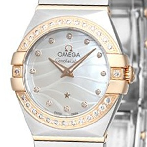 Omega Constellation 123.25.24.60.55.012 - Worldwide Watch Prices Comparison & Watch Search Engine