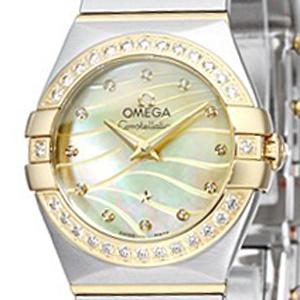 Omega Constellation 123.25.24.60.57.001 - Worldwide Watch Prices Comparison & Watch Search Engine