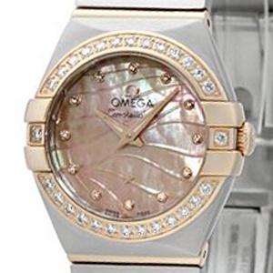 Omega Constellation 123.25.24.60.57.002 - Worldwide Watch Prices Comparison & Watch Search Engine