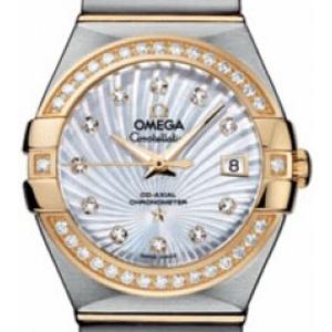 Omega Constellation 123.25.27.20.55.002 - Worldwide Watch Prices Comparison & Watch Search Engine