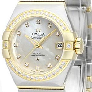 Omega Constellation 123.25.27.20.55.003 - Worldwide Watch Prices Comparison & Watch Search Engine