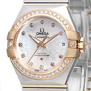 Omega Constellation 123.25.27.20.55.006 - Worldwide Watch Prices Comparison & Watch Search Engine