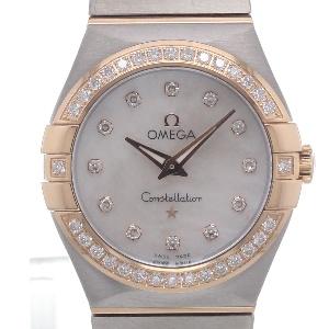 Omega Constellation 123.25.27.60.55.001 - Worldwide Watch Prices Comparison & Watch Search Engine