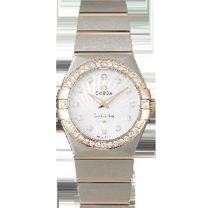 Omega Constellation 123.25.27.60.55.002 - Worldwide Watch Prices Comparison & Watch Search Engine