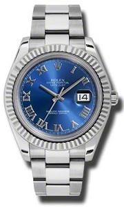 Rolex Datejust II 116334-BLRO - Worldwide Watch Prices Comparison & Watch Search Engine
