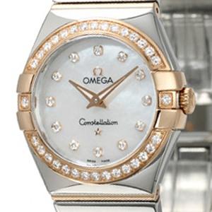 Omega Constellation 123.25.27.60.55.005 - Worldwide Watch Prices Comparison & Watch Search Engine