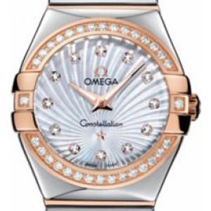 Omega Constellation 123.25.27.60.55.006 - Worldwide Watch Prices Comparison & Watch Search Engine