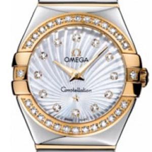Omega Constellation 123.25.27.60.55.008 - Worldwide Watch Prices Comparison & Watch Search Engine