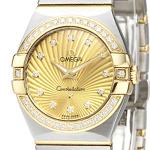 Omega Constellation 123.25.27.60.58.001 - Worldwide Watch Prices Comparison & Watch Search Engine